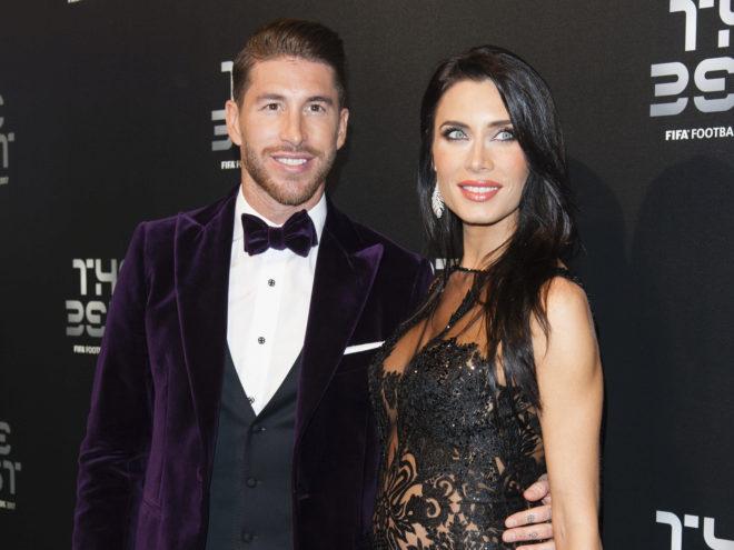 Sergio Ramos, Cristiano Ronaldo, ramos, ronaldo, đám cưới của ramos, ramos lấy vợ, pilar rubio, real madrid