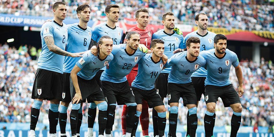 Uruguay, đội tuyển uruguay, danh sách cầu thủ uruguay ở copa america 2019, lịch thi đấu copa america 2019, xem trực tiếp uruguay ở copa america 2019