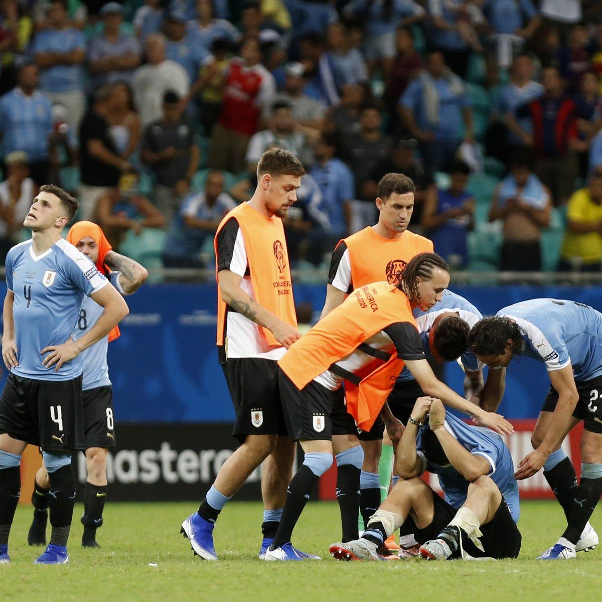 VAR, Luis Suarez, Copa America 2019, trực tiếp bóng đá, Peru, Uruguay, lịch thi đấu Copa America 2019