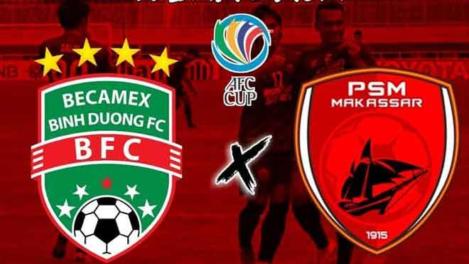 Bình Dương 1-0 PSM Makassar: Tiến Linh sắm vai người hùng, Bình Dương thắng với 10 người