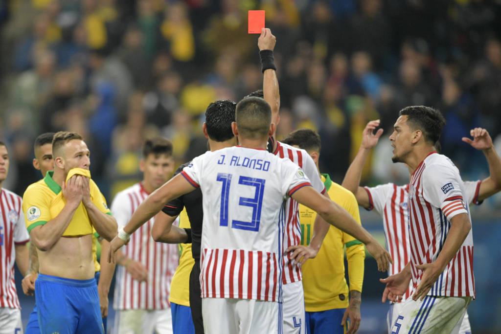 brazil, jesus, allisson, paraguay, copa america, lịch thi đấu Copa America 2019