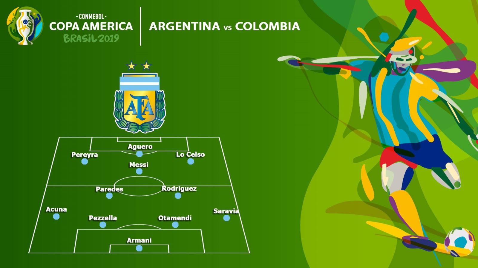 trực tiếp bóng đá, Argentina vs Colombia, soi kèo Argentina vs Colombia, kèo bóng đá, xem bóng đá, truc tiep bong da, trực tiếp Argentina, Argentina, Copa America 2019