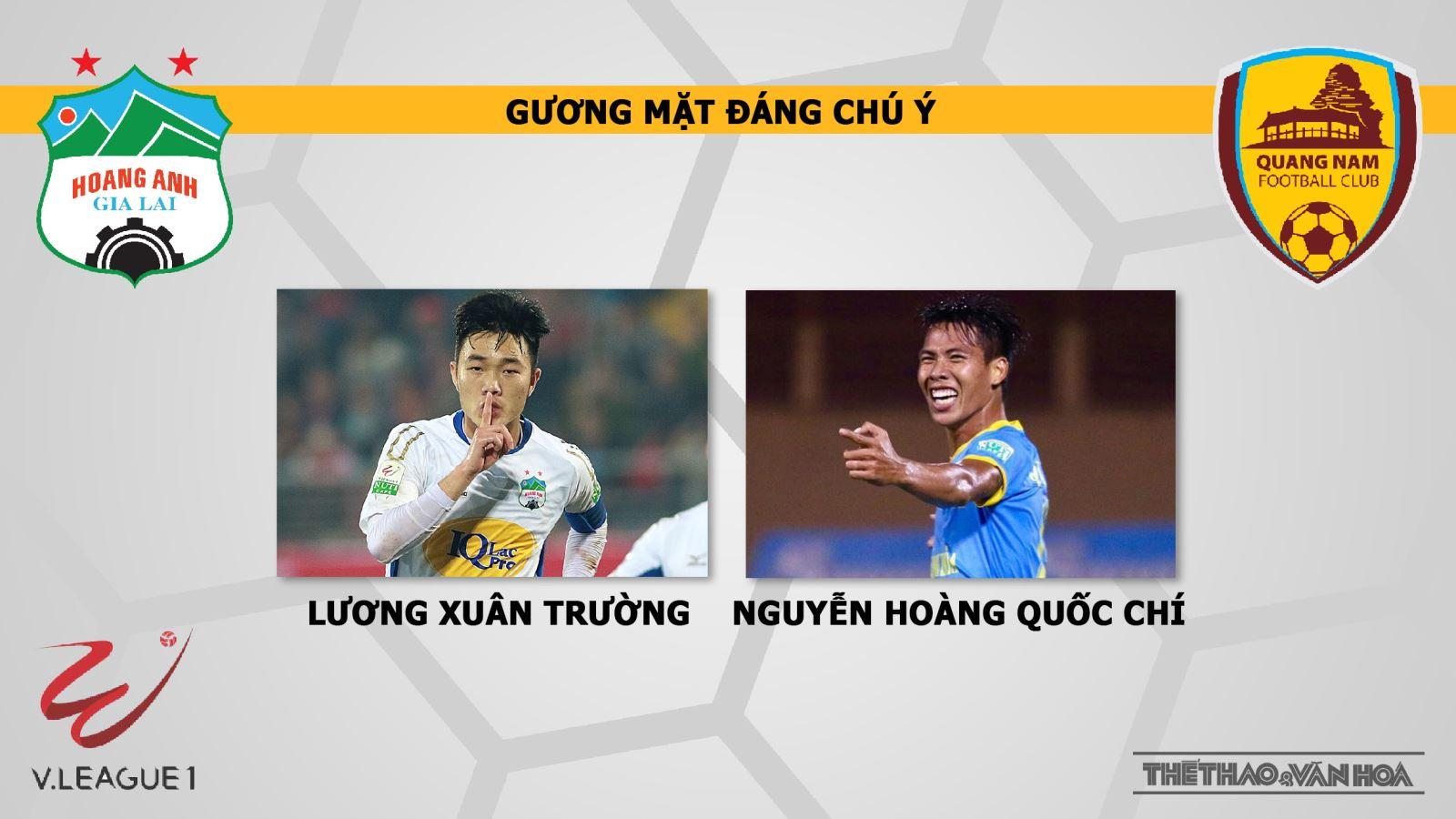 VTV6, HAGL đấu với Quảng Nam, trực tiếp bóng đá, HAGL vs Quảng Nam, truc tiep bong da hôm nay, Hoàng Anh Gia Lai, xem bóng đá trực tuyến, V League 2019, bóng đá TV, TTTV