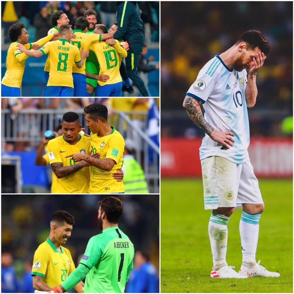 lịch thi đấu bóng đá hôm nay, lịch Copa America 2019, trực tiếp bóng đá, Brazil đấu với Argentina, FPT Play, trực tiếp bóng đá hôm nay, truc tiep bong da, bóng đá, Brasil, Gabriel Jesus, messi