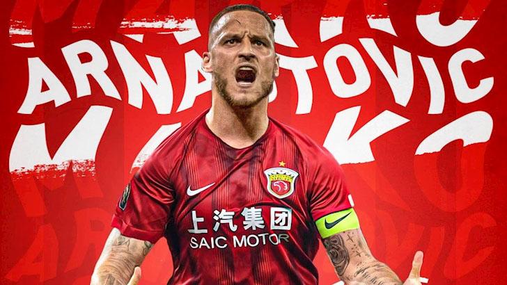 Marko Arnautovic, Shanghai SIPG, Trung Quốc, Premier League, Ngoại hạng Anh, chuyển nhượng, tin chuyển nhượng