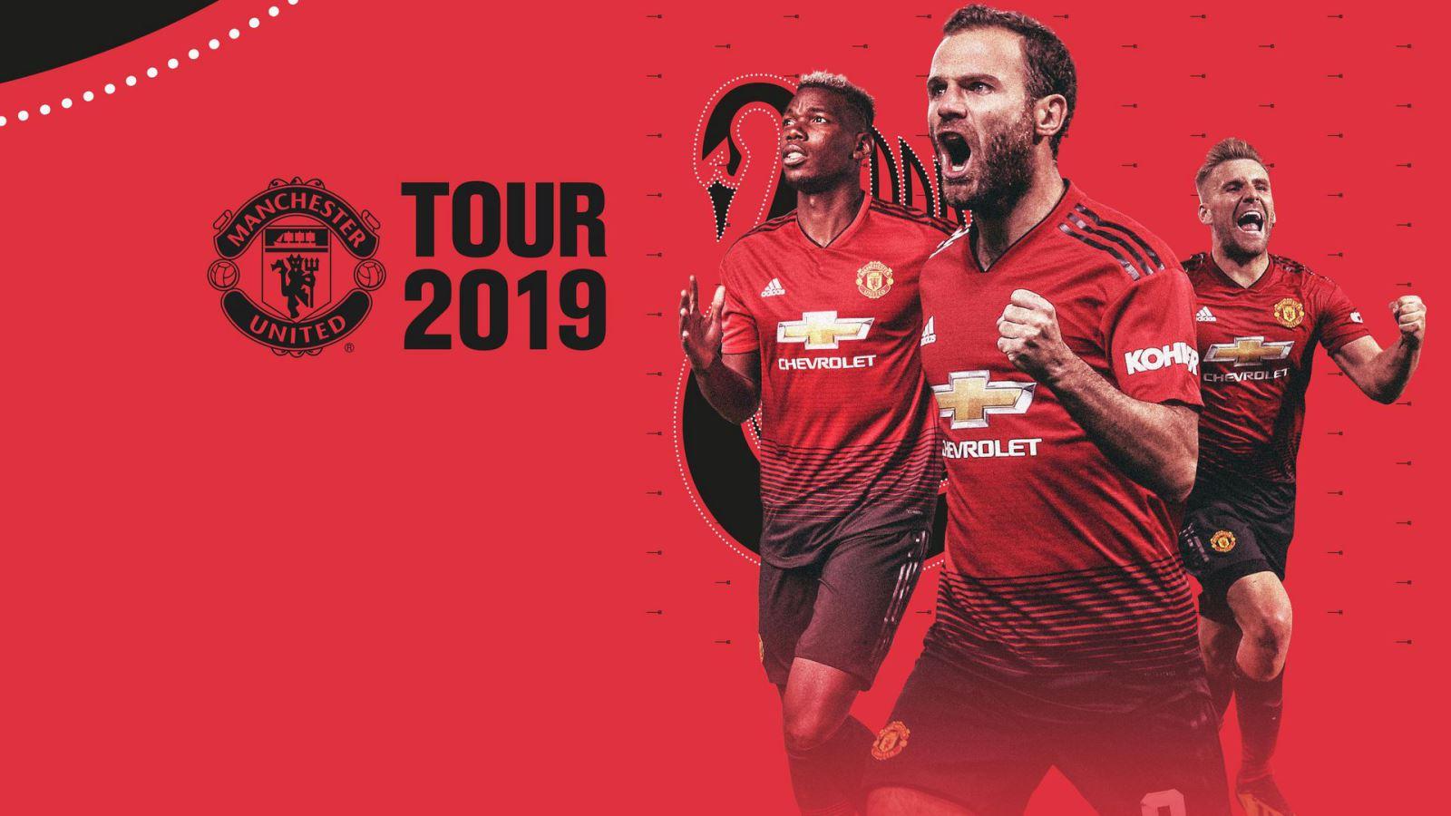 MU, mu, manchester united, lịch du đấu Hè 2019 của MU, lịch thi đấu của MU, lịch thi đấu bóng đá, lịch thi đấu MU, lịch du đấu mùa hè của các CLB châu Âu