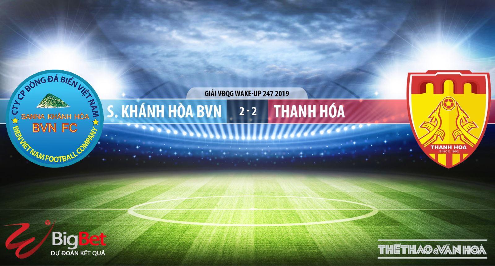 Sana Khánh Hòa vs Thanh Hóa, Khánh Hòa đấu với Thanh Hóa, trực tiếp V-League, xem trực tiếp Sana Khánh Hòa vs Thanh Hóa, Khánh Hòa, Thanh Hóa