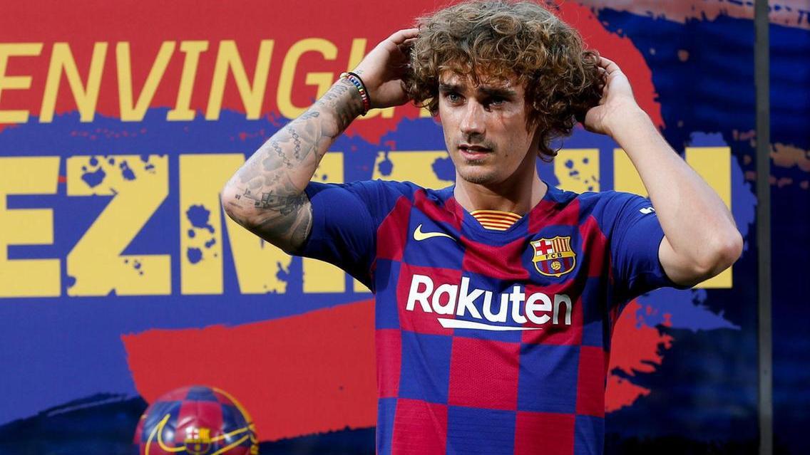 barcelona, barca, griezmann, antoine griezmann, la liga, atletico madrid, chuyển nhượng, tin chuyển nhượng, lịch thi đấu bóng đá hôm nay