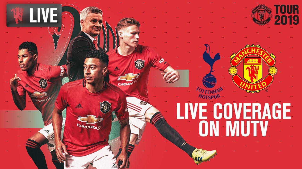 TRỰC TIẾP BÓNG ĐÁ: MU đấu với Tottenham (18h30 hôm nay)