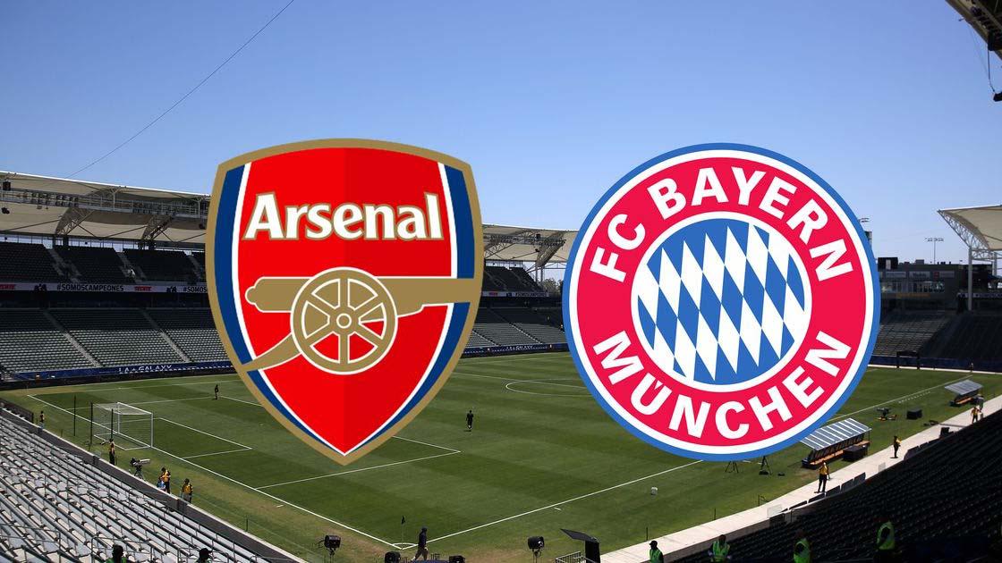 Trực tiếp bóng đá, Arsenal vs Bayern, truc tiep bong da hom nay, ICC Cup, truc tiep bong da, ICC Cup 2019, Arsenal đấu với Bayern Munich, xem bóng đá trực tuyến, Arsenal
