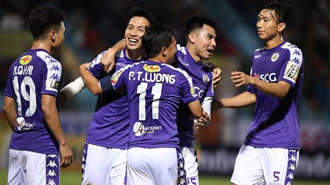 TRỰC TIẾP BÓNG ĐÁ TPHCM vsHà Nội (19h00 hôm nay), V.League 2019