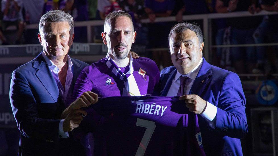 Ribery, franck ribery, bóng đá, bong da, fiorentina, bayern munich, serie a, chuyển nhượng, lịch thi đấu serie A