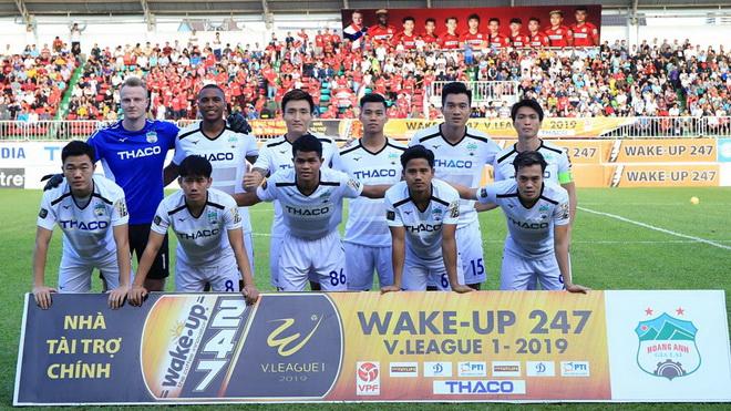 Trực tiếp bóng đá: Bình Dương vs HAGL, Đà Nẵng vs Hà Nội, V League 2019