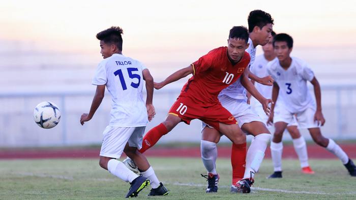 TRỰC TIẾP BÓNG ĐÁ: U18 Việt Nam vs Malaysia, U18 Đông Nam Á hôm nay
