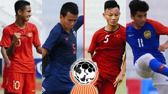 U15 Đông Nam Á, trực tiếp bóng đá, lịch thi đấu U15 Đông Nam Á, U15 Việt Nam vs U15 Malaysia, U15 Thái Lan vs U15 Indonesia, bán kết U15 Đông Nam Á, Bảng xếp hạng U15 ĐNA