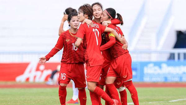 Trực tiếp bóng đá hôm nay: Nữ Việt Nam vs Thái Lan (18h), Altyn Asyr vs Hà Nội FC (19h)