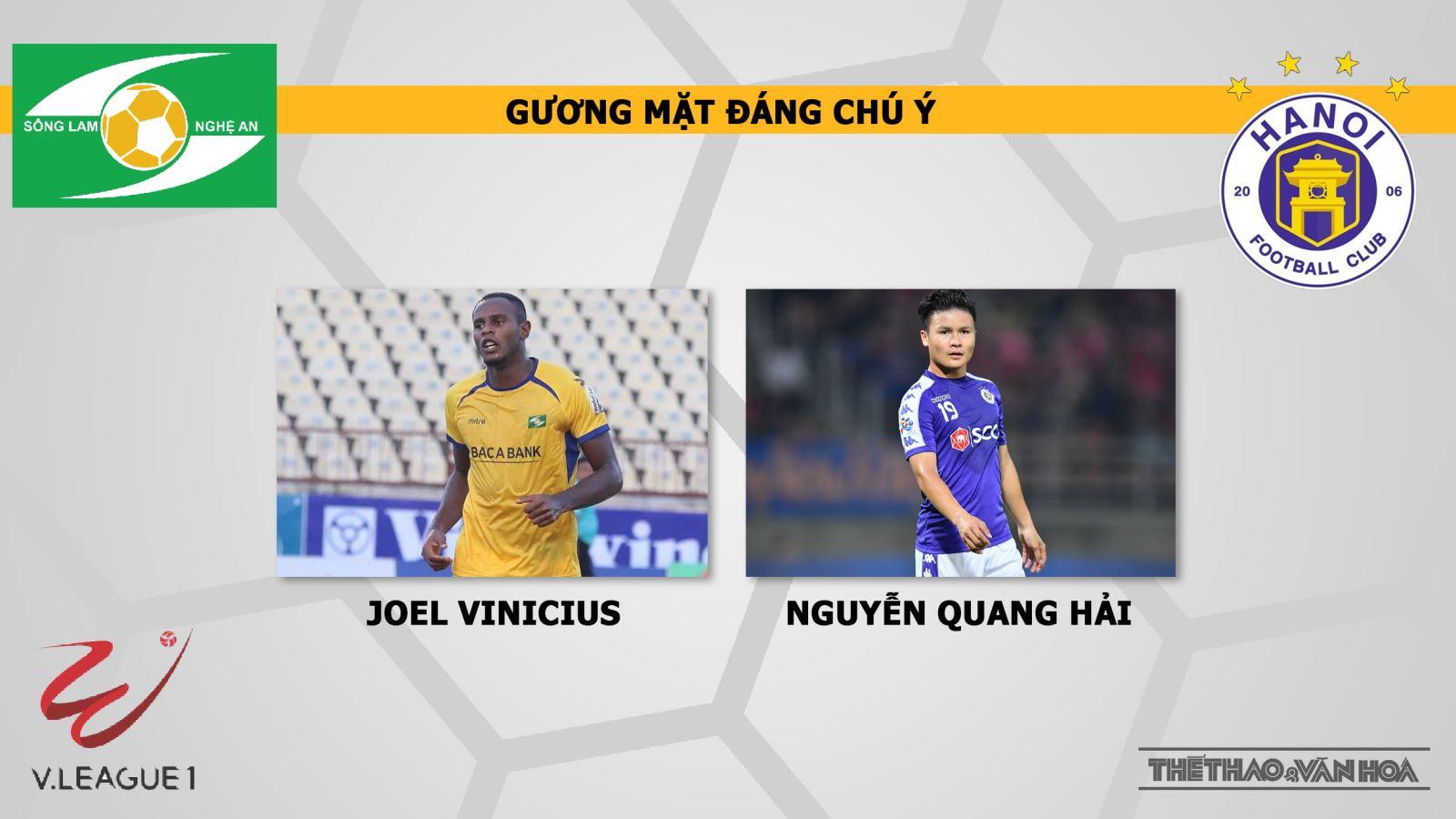 truc tiep bong da hôm nay, VTV6, SLNA đấu với Hà Nội T&T, trực tiếp bóng đá, SLNA vs Hà Nội, soi keo bong da, Sông Lam Nghệ An, xem bóng đá trực tiếp, V League