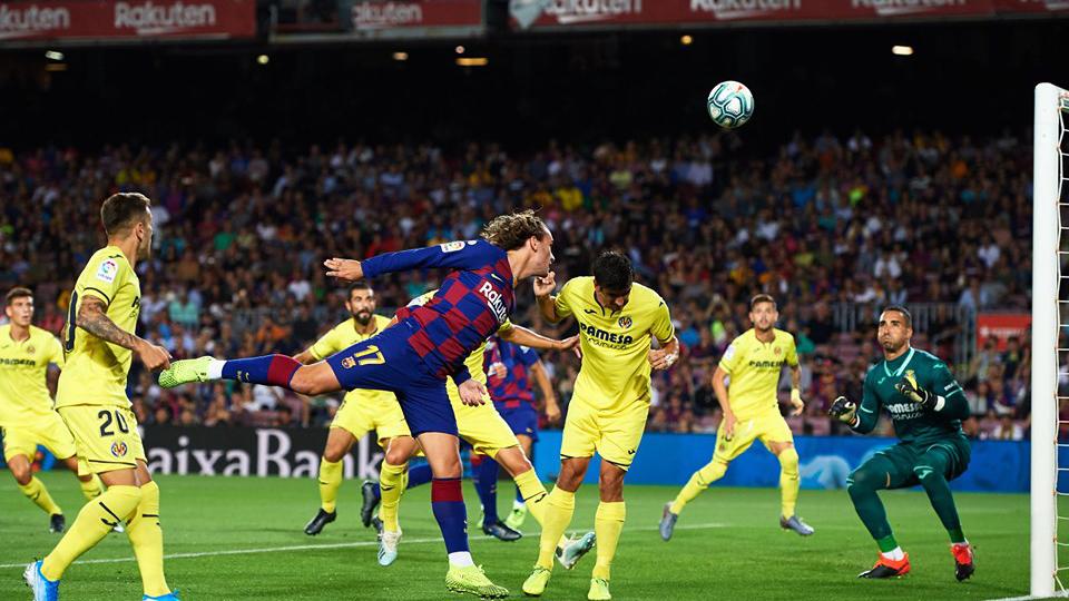 Barca, Barcelona, kết quả bóng đá, La Liga, trực tiếp bóng đá, Messi, Griezmann, Villarreal, Barcelona vs Villarreal, La Liga