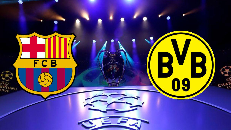 KẾT QUẢ BÓNG ĐÁ C1: Dortmund vs Barcelona, Napoli vs Liverpool, Chelsea vs Valencia