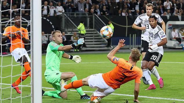 Đức, Hà Lan, kết quả Đức vs Hà Lan, bóng đá, bong da, lịch thi đấu bóng đá, EURO 2020, vòng loại EURO 2020, lịch thi đấu EURO 2020, trực tiếp bóng đá