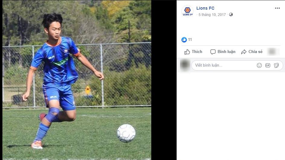 nathan nguyen, nathan nguyễn, u16 úc, u16 australia, u16 việt nam, vòng loại u16 châu á, lịch thi đấu bóng đá,