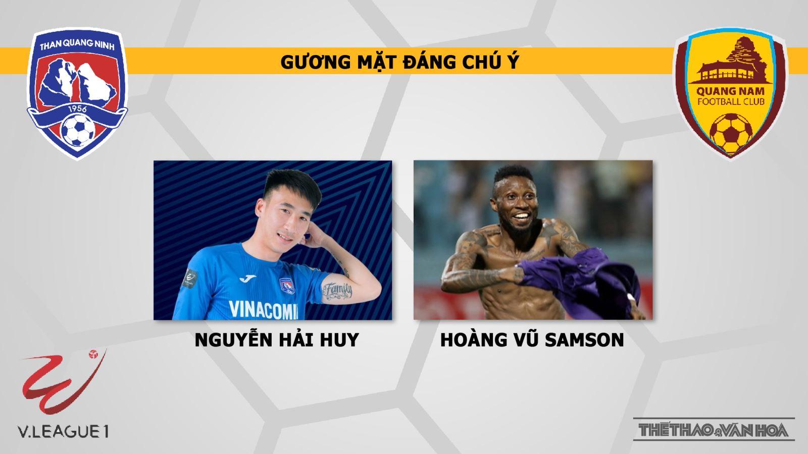 truc tiep bong da hôm nay, VTV6, FPT Play, xem bong da truc tuyen, Quảng Ninh đấu với Quảng Nam, soi keo bong da, Quảng Ninh vs Quảng Nam, trực tiếp bóng đá Việt Nam