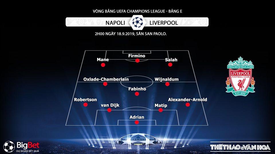 Napoli, Liverpool, Napoli đấu với Liverpool, Napoli vs Liverpool, Liverpool vs Napoli, Liverpool đấu với Liverpool