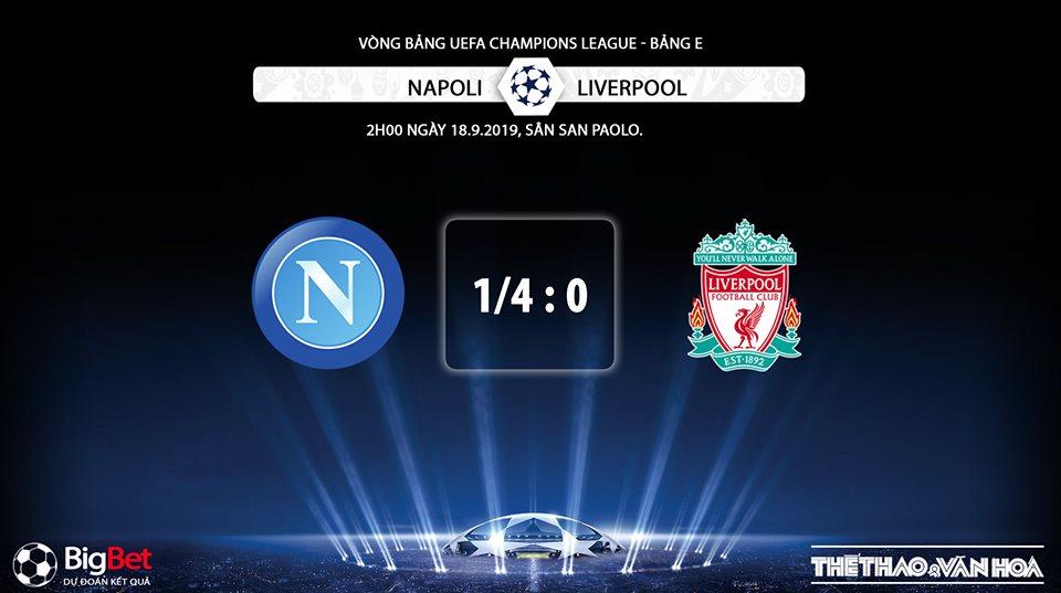 K+, K+PM, soi kèo bóng đá, Napoli đấu với Liverpool, truc tiep bong da hôm nay, Napoli vs Liverpool, trực tiếp bóng đá, xem bong da truc tuyen, bong da, Cúp C1, Champions League