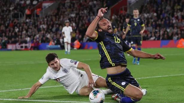anh, kosovo, bóng đá, tin bóng đá, bong da, harry maguire, mu, manchester united, vòng loại EURO 2020, kết quả anh vs kosovo