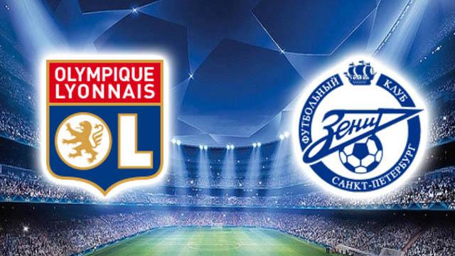 truc tiep bong da hôm nay, Lyon vs Zenit, trực tiếp Lyon đấu với Zenit, trực tiếp bóng dá, xem bong da truc tuyen, C1, Cúp C1, K+, K+PM, Champions League, bong da