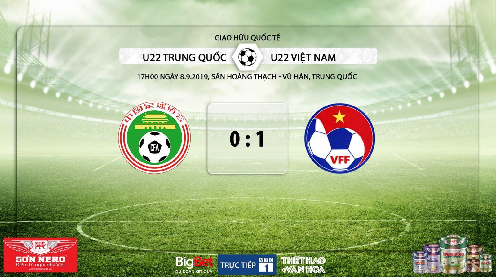 lich truc tiep bong da, lịch thi đấu U22 Việt Nam vs U22 Trung Quốc, VTV6, VTV5, VTC1, VTC3, trực tiếp bóng đá, U22 Trung Quốc vs U22 Việt Nam, xem bóng đá trực tuyến