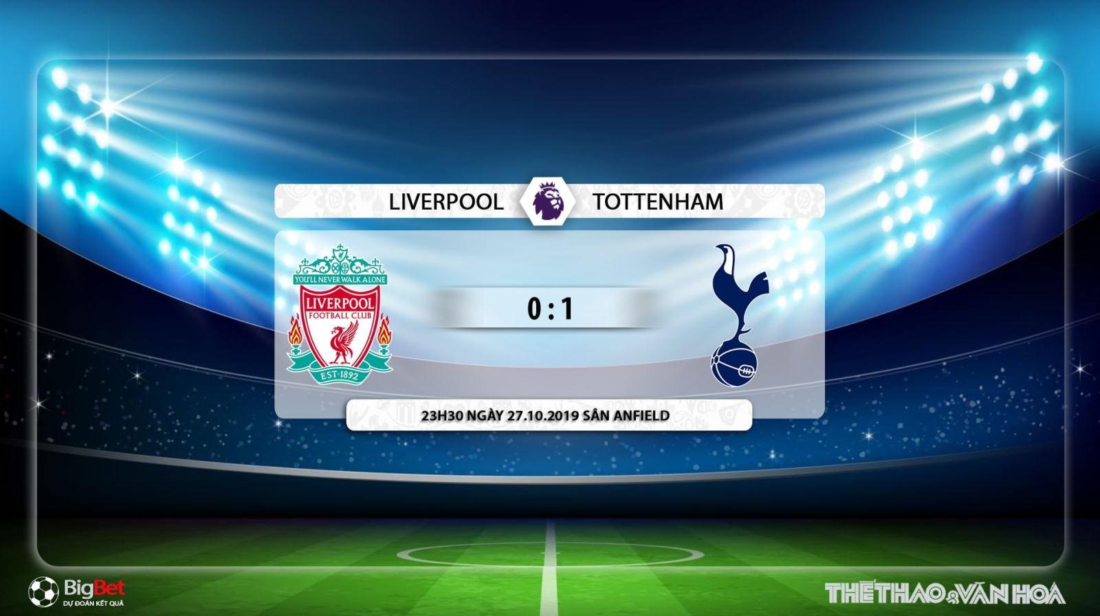 soi kèo bóng đá, Liverpool vs Tottenham, truc tiep bong da hôm nay, Liverpool đấu với Tottenham, trực tiếp bóng đá, K+, K+PM, K+PC, xem bóng đá trực tuyến, bóng đá