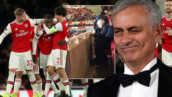 Arsenal, Jose Mourinho, Unai Emery, trực tiếp bóng đá, Europa League, Wenger, kết quả bóng đá