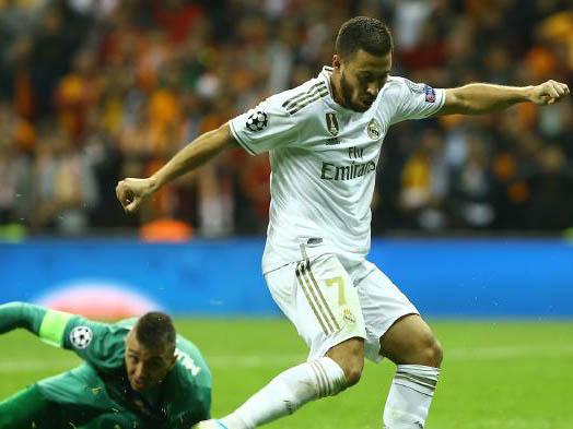 Galatasaray 0-1 Real Madrid: Hazard bỏ lỡ cơ hội ghi bàn như Torres khiến fan ngao ngán