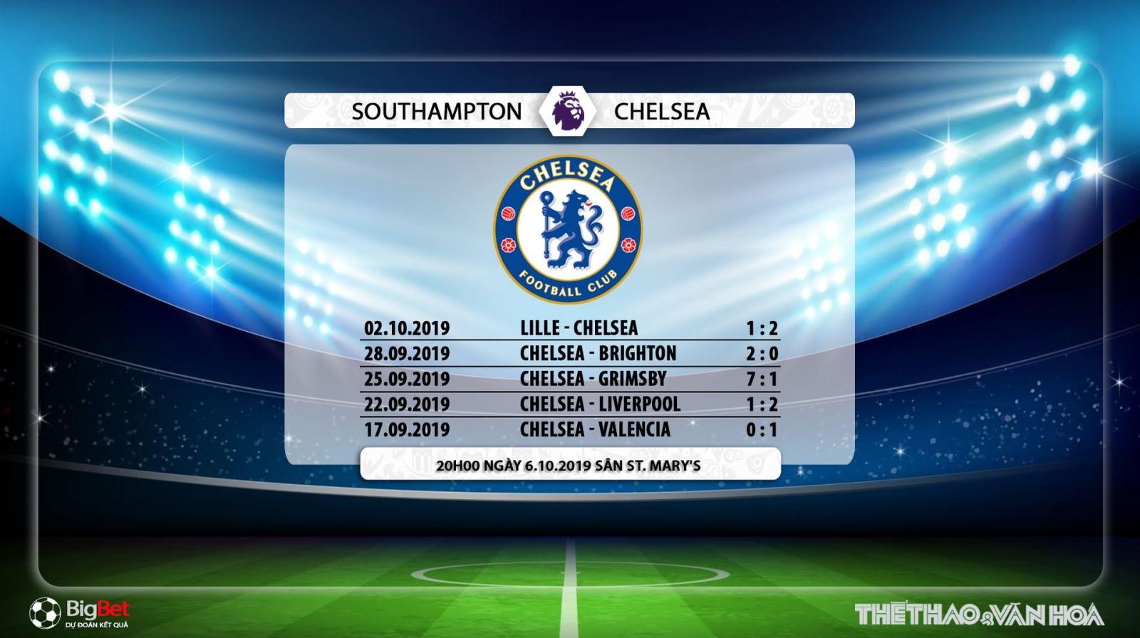 soi kèo bóng đá, Southampton đấu với Chelsea, truc tiep bong da hôm nay, Southampton vs Chelsea, trực tiếp bóng đá, K+, K+PM, K+PC, xem bóng đá trực tuyến, Chelsea
