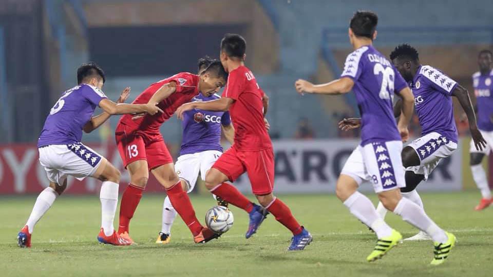 TRỰC TIẾP BÓNG ĐÁ:  4.25 SC vs Hà Nội (15h00 hôm nay). Trực tiếp AFC Cup