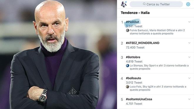 bóng đá, bong da, ac milan, milan, Marco Giampaolo, Stefano Pioli, sa thải, inter milan, serie a