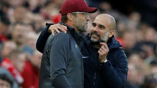 Guardiola và Klopp chơi trò tâm lý chiến trước trận đại chiến Liverpool vs Man City