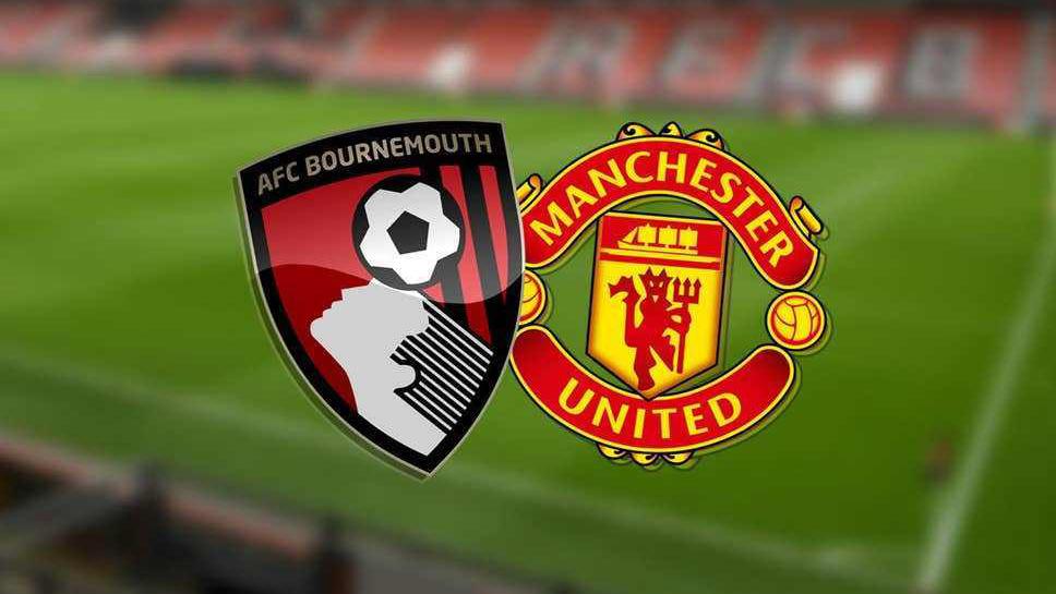 Trực tiếp bóng đá hôm nay: Bournemouth đấu với Man Utd (19h30). K+, K+PM