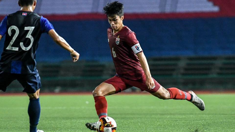 Kết quả bóng đá, Kết quả vòng loại U19 châu Á, Kết quả U19 Thái Lan vs U19 Campuchia, video U19 Thái Lan 1-2 U19 Campuchia, U19 Thái Lan vs U19 Campuchia, vòng loại U19 châu Á