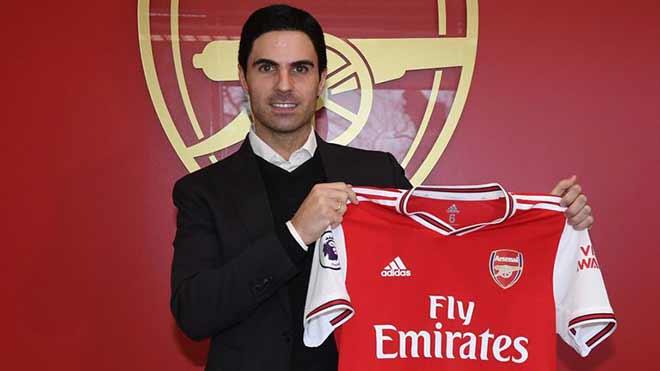 Arsenal, tin bóng đá hôm nay, Arteta, Arteta dẫn dắt Arsenal, HLV mới của Arsenal, tin tuc bong da, tin bóng đá, lịch thi đấu bóng đá hôm nay, truc tiep bong da