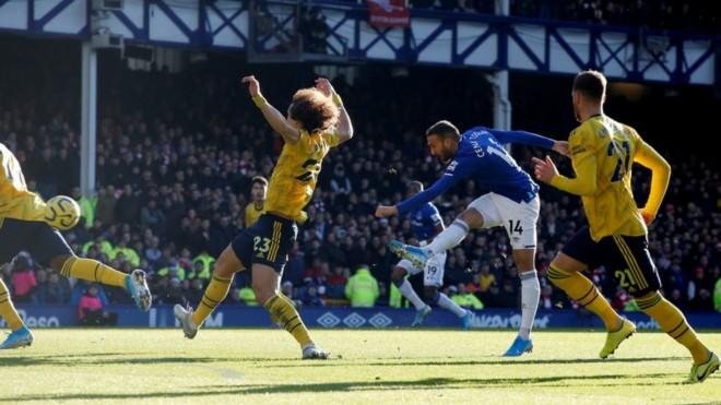 Ket qua bong da, kết quả bóng đá Anh, Everton 0-0 Arsenal, kết quả Arsenal vs Everton, lịch thi đấu bóng đá Anh, kết quả bóng đá hôm nay, tin tuc bong da, Arsenal