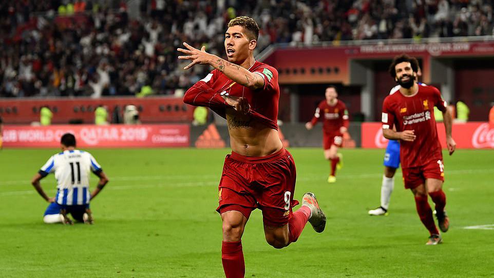 Liverpool, Monterrey, FIFA Club World Cup, Firmino, Naby Keita, Kết quả Monterrey vs Liverpool, Ket qua Monterrey vs Liverpool, Monterrey vs Liverpool