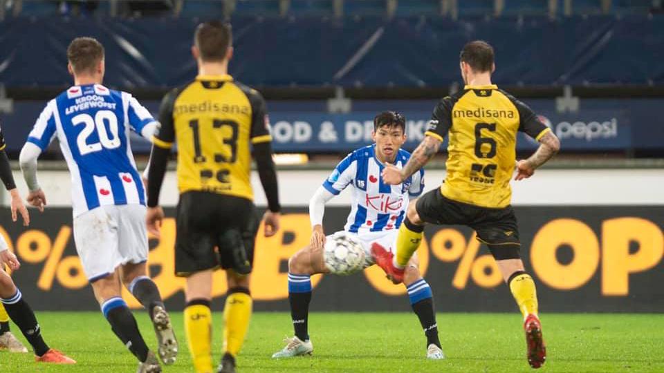 Trực tiếp bóng đá, Văn Hậu, trực tiếp Đoàn Văn Hậu, trực tiếp bóng đá Hà Lan, lịch thi đấu bóng đá hôm nay, truc tiep bong da, Heerenveen, trực tiếp bóng đá hôm nay