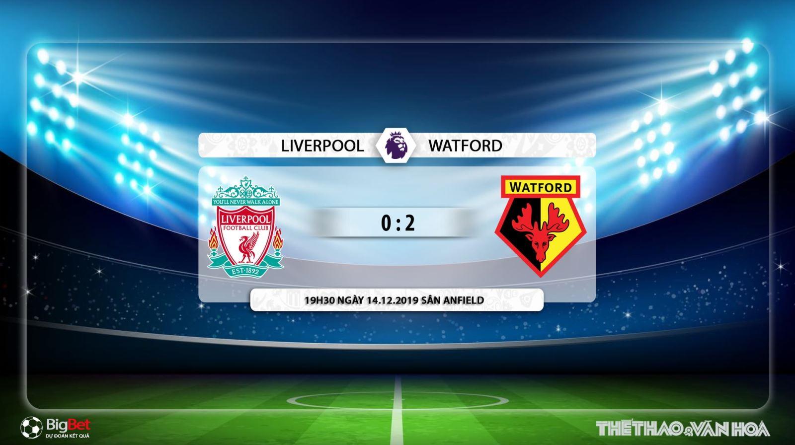 Liverpool vs Watford, Liverpool, Watford, trực tiếp bóng đá, trực tiếp Liverpool vs Watford, soi kèo  Liverpool vs Watford, dự đoán  Liverpool vs Watford
