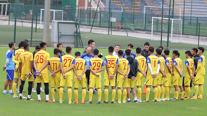 U23 Việt Nam sẽ phải cạnh tranh với ai để giành vé dự VCK U23 châu Á 2020?