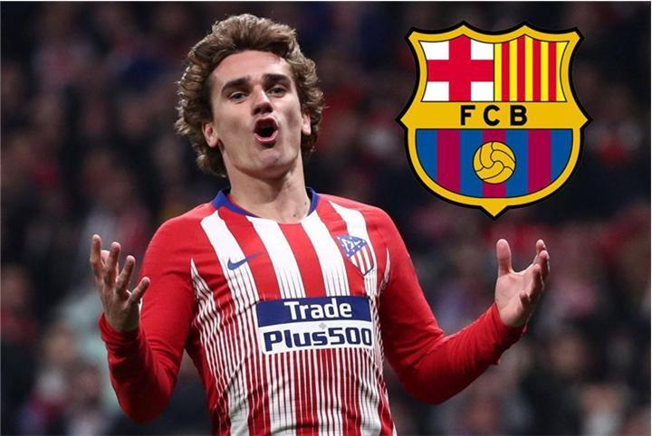 Antoine Griezmann, Barcelona, Barca, chuyển nhượng, trực tiếp bóng đá, lịch thi đấu, chuyển nhượng mùa Hè, TTCN Hè 2019, Atletico Madrid