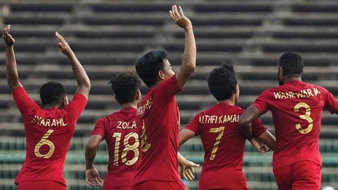 U22 Indonesia 2-1 U22 Thái Lan: Ngược dòng thành công, Indonesia vô địch VCK U22 Đông Nam Á (FT)