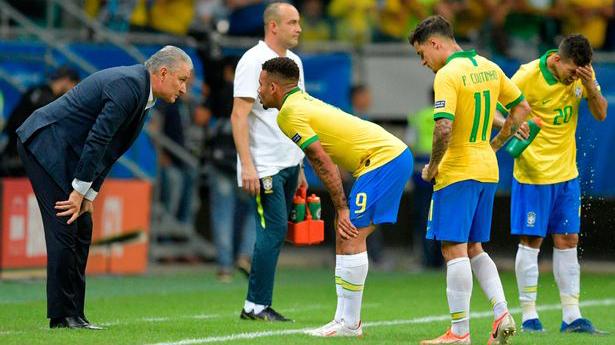 Peru 0-5 Brazil: Thi đấu thăng hoa, Brazil nghiền nát Peru