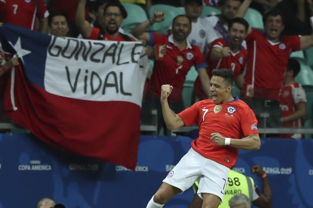 Alexis Sanchez, Sanchez, Chile, MU, manchester united, Copa America, trực tiếp bóng đá, lịch thi đấu Copa America